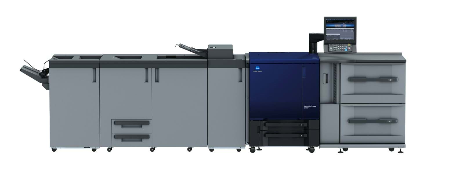 Konica Minolta AccurioPress c3080p professionel printer