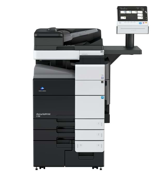 Konica Minolta AccurioPrint c759flux professionel printer
