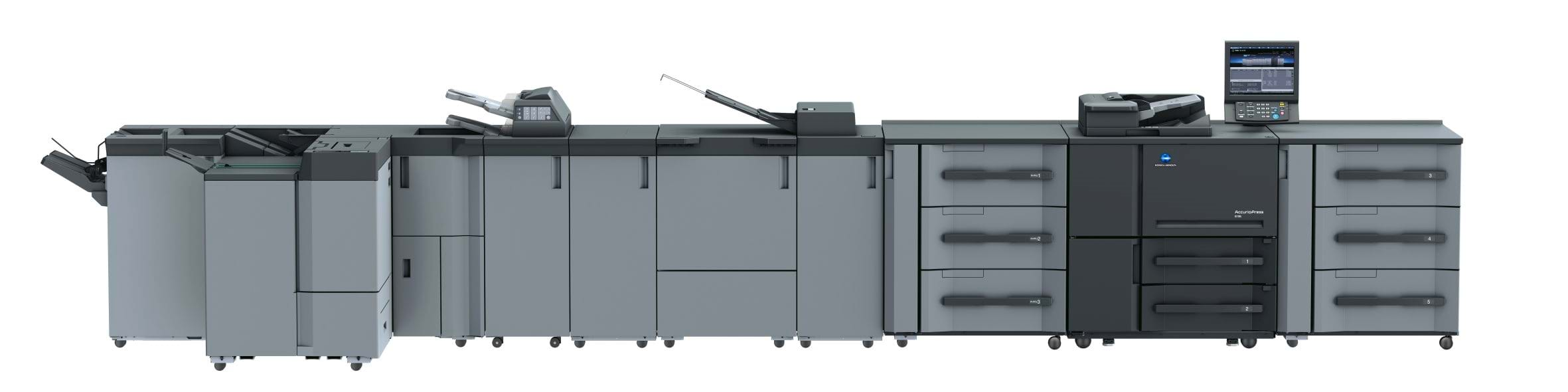 Konica Minolta AccurioPress 6136p professionel printer