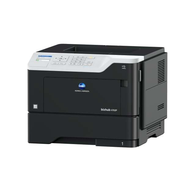 Konica Minolta bizhub 4702p multifunktionsprinter